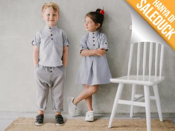 Kupon promo Kottonville diskon 10% pakaian anak eksklusif