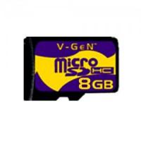 V-GEN Micro SD non adaptor - 8GB